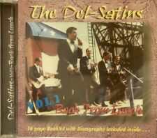 THE DEL-SATINS 'Back From Lunch' - Volume #2