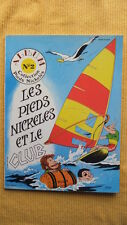 LES PIEDS-NICKELES ET LE CLUB - E.O. -1982- JACARBO - ALBUM N°2 - TTBE !