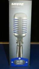 New  Shure Super 55 Supercardoid Dynamic Mic Super55!