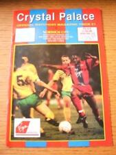19/03/1991 Full Members [Zenith Data Systems] Southern Area Cup Final: Crystal P