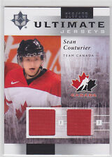 2011 11-12 Ultimate Collection Ultimate Jerseys #UJCU Sean Couturier 18/100