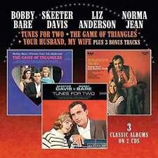 Bare, Bobby / Skeeter Davi - Melodías Para Dos / Juego De Tri-Ang Nuevo CD