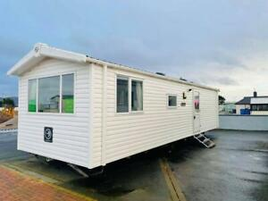2014 Static caravan for sale, Sited on the north wales coast,