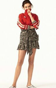 Isabel Marant Etoile linen wrap skirt, size 36, new