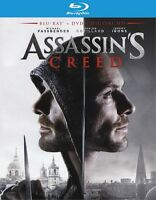 Assassin's Creed (Blu-ray disc ONLY, 2017)