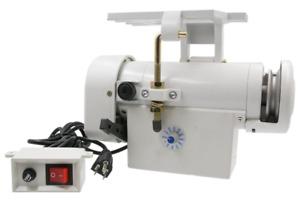 Original Consew Industrial Sewing Machine Servo Motor - 550 Watts 110 Volts
