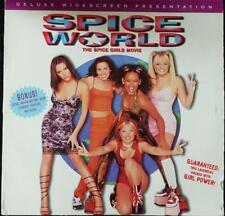 SPICE WORLD WS CC AC3 NTSC LASERDISC Mel B, Emma Bunton, Melanie C