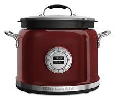 KitchenAid Multi-Cooker  Gloss Cinnamon Red RKMC4241GC
