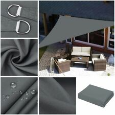 Waterproof awning triangle awning outdoor awning garden terrace awning 3.6*3.6M