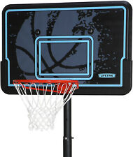 Lifetime Adjustable Portable Basketball Hoop Outdoor Game Nba (44-Inch Impact)