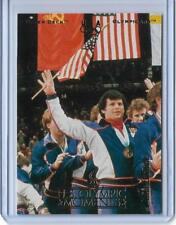 1996 UPPER DECK OLYMPIC CHAMPIONS MIKE ERUZIONE 1980 HOCKEY CARD #69 ~ MULTIPLES