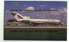 ac312 - Aeca Carga Boeing 727-23F , HC-BRF - postcard