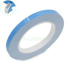 5pcs 10mm Thermal Conductive Double Side Adhesive Tape For Heatsink Chip LED GPU