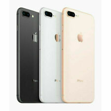 Apple iPhone 8 Plus 64GB 256GB A1864 GSM Unlocked Smartphone All Colors