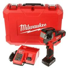 Milwaukee Cable Cutter 12-Volt Cordless Battery Charger Variable Speed Case