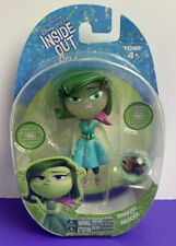 """Disney Pixar Inside Out Disgust Action Figure TOMY 2015 3.5"""" NEW SEALED"""