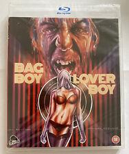 BAG BOY LOVER BOY - Severin Films BLU RAY - Rare! NEW