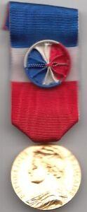 France Décoration  Médaille d'honneur du travail Médaille 1991