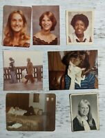 Vtg Photos Senior Pics Late 70s Early 80s Lot of 7