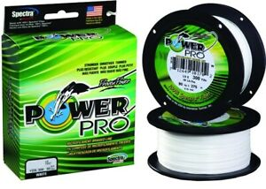 Power Pro 21100400300W Spectra Braided Fishing Line 40 lb. 300 Yards White