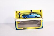 Corgi Toys 416, Buick Century Police, Mint in Box                            #ab