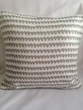 Cushion covers Made In Follie Hopp Grey Cloud With Plain  Reverse