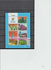 Portugal-2007-Mini Sheet.36- 7 Wonders Of Portugal I-7 Dif. Stamps-3574/80