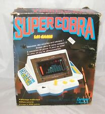 ★ LANSAY GAKKEN SUPER COBRA - Electronic Game LSI Tabletop 1982 ★