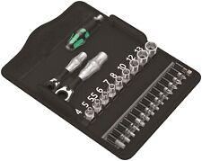 Wera Kraftform Kompakt Zyklop Mini 2 Socket Wrench Set 27 Pieces 05135918001