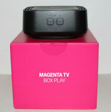 Telekom MagentaTV Box Play - Digitaler Multimedia-Receiver - 4K - Schwarz