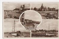 Bosham 1935 RP Postcard, B004