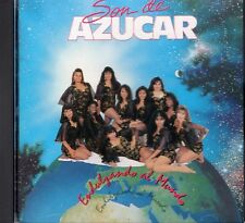 Son De Azucar Endulzando Al Mundo CD No Plastic Seal