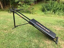 Total Gym Pro Exercise Machine with Manual and Exercise Booklet