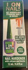 I On Nails get harder and stunning nails in week ( Nueva Uñas de Hierro ) 12ml