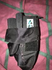Med Spec ASO (Black) Ankle Stabilizer Ankle Brace LARGE