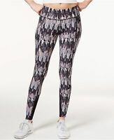New Calvin Klein Performance Women's Printed Leggings Active Pants PF6P0740 XL