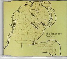 (EY392) The Bravery, Fearless - 2005 CD