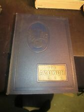 Canisius College 1933 Annual/Yearbook The Azuwur