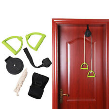 Metal Bracket Door Attachment Shoulder Pulley Physical Therapy Exercise Novelty
