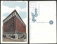 Old Ohio Postcard - Cleveland - Hotel Statler