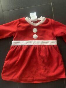 Weihnachtskleid,kinderkleid,mädchenkleid,babykleid,santa Kleid,weihnachtsfrau,ni