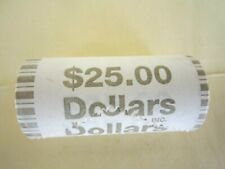 2=1+1 Rare Big Sale: 25X$1 Coins/A Roll Assorted Bank Random +1 Old Cent Us Coin