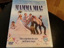Mamma Mia! The Movie [DVD] [2008] Starring COLIN FIRTH , MERYL STREEP + BONUS