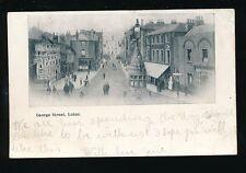 Beds Bedfordshire LUTON George St 1903 u/b vignette PPC
