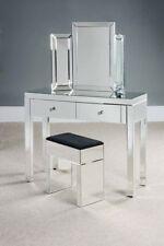 Venetian Mirrored Dressing Table Set