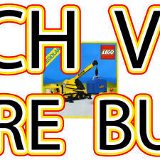 Lego Mobile Crane Set 6361 Town / Classic Town / Construction