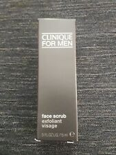 CLINIQUE FOR MEN Face Scrub Mini-SAMPLE (.5 Fl Oz/15 ml) NEW