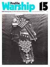 MARINA Warship Profile 15 - USS Enterprise - DVD