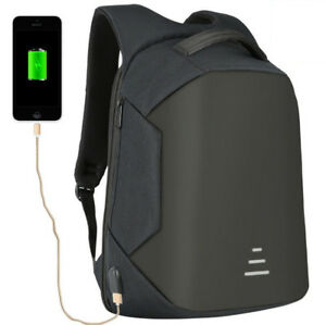 Smart Backpack USB Charging Backpacks Anti- theft waterproofing Travel Bags