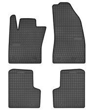 passend für Fiat 500X Gummifußmatten Gummimatten Fußmatten ab Baujahr 2014 -
